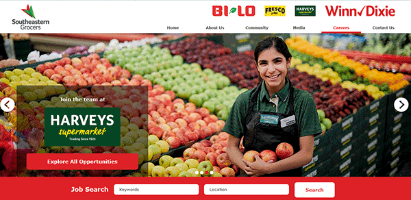 Careers | Southeastern Grocers