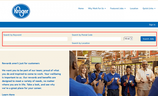 Kroger Job Application Adobe Pdf Apply Online