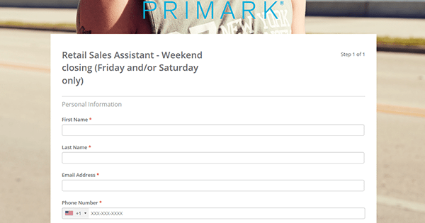 primark-web-5 Old Navy Job Application Form on part time, blank generic, free generic,