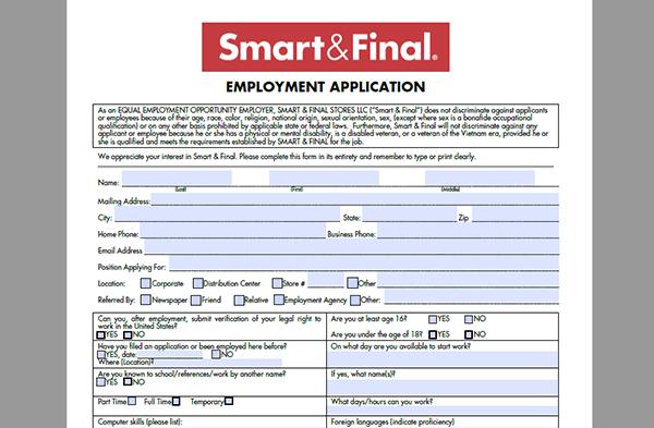 Smart Amp Final Job Application Adobe Pdf Apply Online