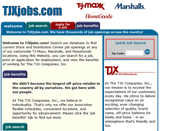 tj-maxx-web-2 T J Maxx Job Application Form on dunkin donuts, printable restaurant, foot locker, new york, clip art, basic blank,