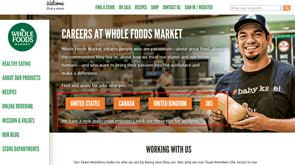 Today's top Whole Foods Market jobs in Canada. Leverage your professional network, and get hired. New Whole Foods Market jobs added daily.