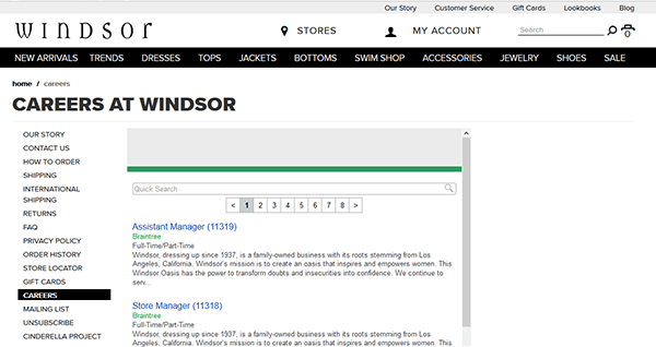 windsor-web-1 Job Application Form For Marshalls on free generic, blank generic, part time,